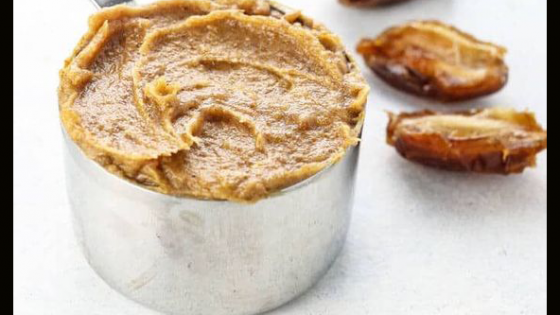 TONE IT UP WITH HEALTHY NUT-LITE ALMOND DATES BUTTERS