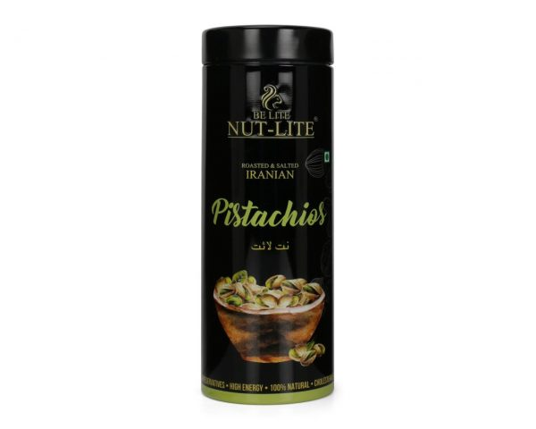 Premium Iranian Pistachios roasted and salted - Nutlite