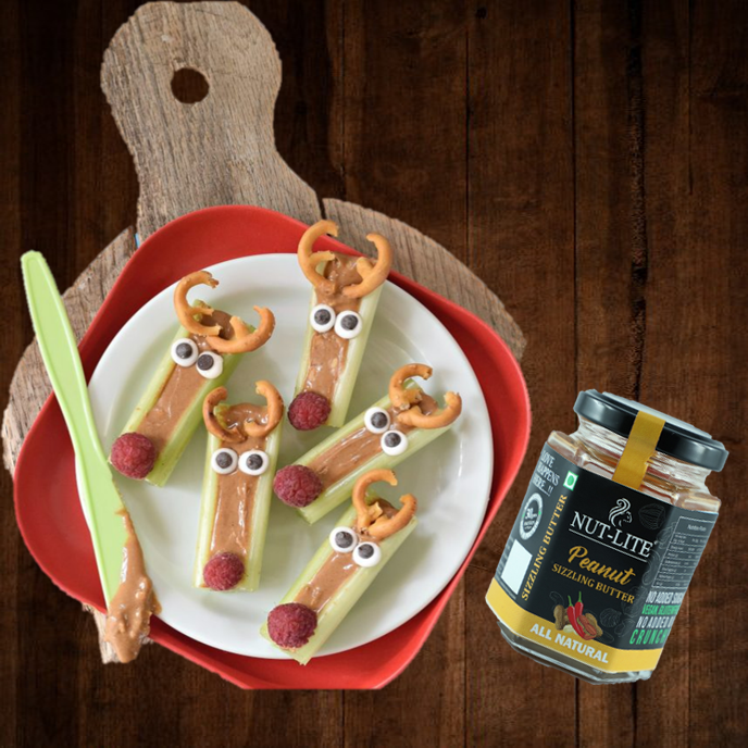 Peanut Spicy Reindeer Sticks